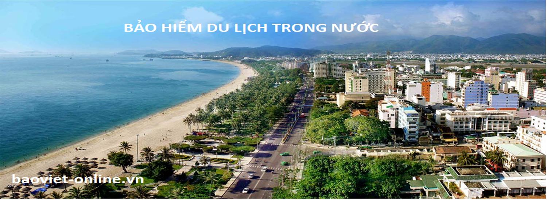 Bảo hiểm du lịch trong nước Bảo Việt