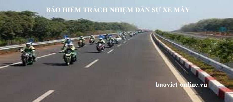 Bảo hiểm trách nhiệm dân sự bắt buộc xe máy
