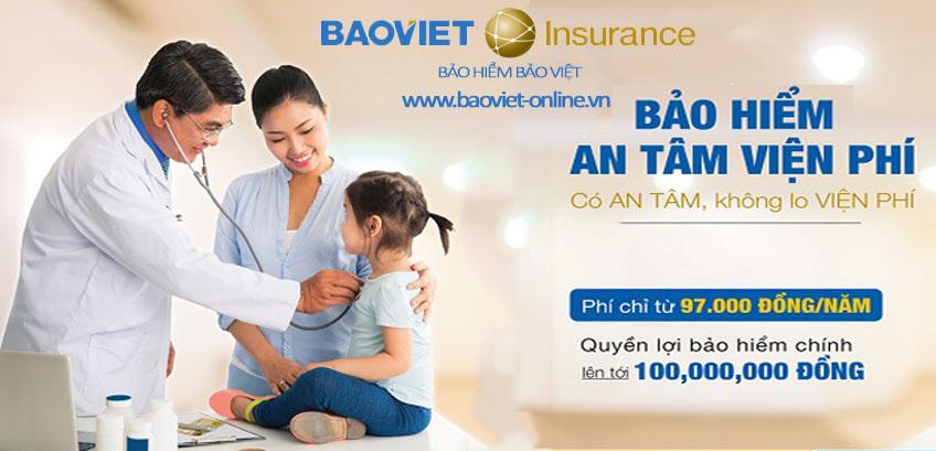 Bảo hiểm An tâm Viện phí Bảo Việt